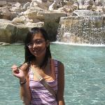 trevi fountain♥