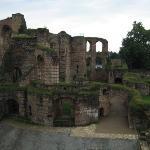 More Roman Bath ruins.