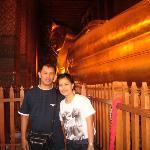 Bilde fra Wat Pho-tempelet