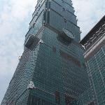 Bilde fra Taipei 101