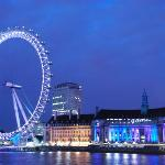 London Eye (Night view)