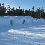 die Snow Igloos