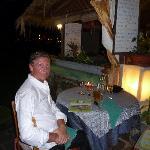 eating at Padi Cuisine