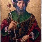 Rey David, Pedro Berruguete, Paredes de Nava