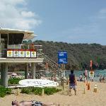 Hanauma Bay beach