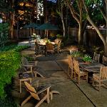 BCH Courtyard