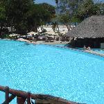 tiered pool at Maridadi complex