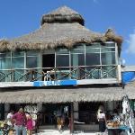 El Delfin restaurant