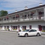 Our new name is Acadia Sunrise Motel