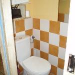 Ebusitana - toilet (spotless)