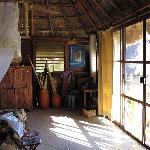 cabana daytime
