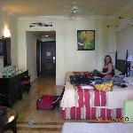our room - #25 jamaican side