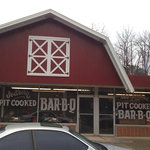 Old Brick Pit Barbeque