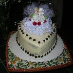 Wedding cakes or Crab Dinner ... we got it