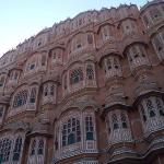 """wind palace"" in Jaipur"