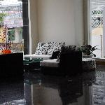 Lobby at Romance Hotel