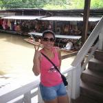 floating market sa thailand
