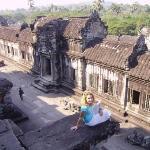 Bilde fra Angkor Wat
