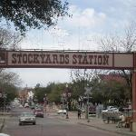 Bilde fra Fort Worth Stockyards National Historic District