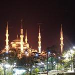 Sultan Ahmet (Blue Mosque)