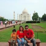 Bilde fra Taj Mahal