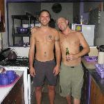 Foto de The Purple House International Backpackers Hostel