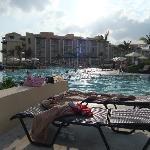 At Resort