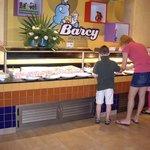 buffet pour enfants