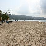 The beach at Whitehouse