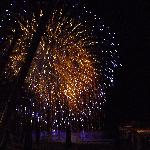 """Fireworks to """"All Night Long"""""""