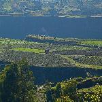 Plateau view from Black Sheep Inn