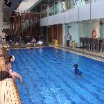 Nice swimming pool