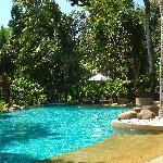 Upper (smaller) pool