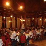 Dinner buffet at Intercon Jericho