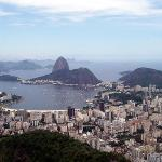 Rio de Janeiro - Vista desde el Corcovado (Cristo)