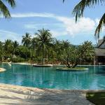 1 Mainpool from our hotel Le Meridien Khao Lak Beach and Spa Resort - you have 3 pools there