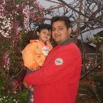 Wit my lovely Daughter