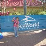 Seaworld in Orlando, Florida  December 2009
