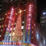 Bilde fra Radio City Music Hall