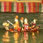 Water Puppet Theatre - Hanoi
