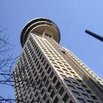Vancouver Lookout, official name at visitors' bureau, altho some residents had no idea what we w