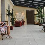 Hotel Caesar Prague Lobby