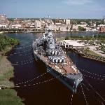 Visit the Battleship NORTH CAROLINA