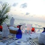 Wonderful Beac h Dinner - Very Romantic