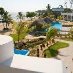 16 villas on the Caribbean