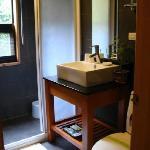 Modern and very clean bathroom