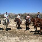 Trail Ride at Houston's