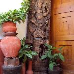 GaneshaGanesha at the front door