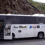 The Go West Bus
