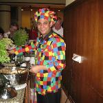Ibrahim the Pasta Chef